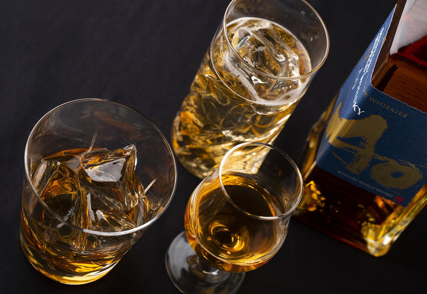 サントリーワールドウイスキー「碧」